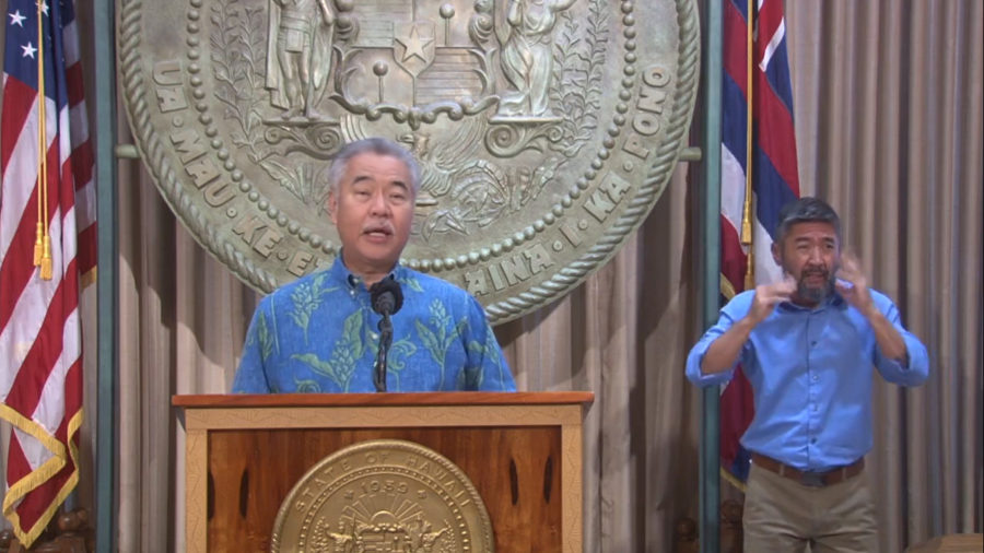 VIDEO: Gov Holds Press Conference On COVID Vaccine Distribution