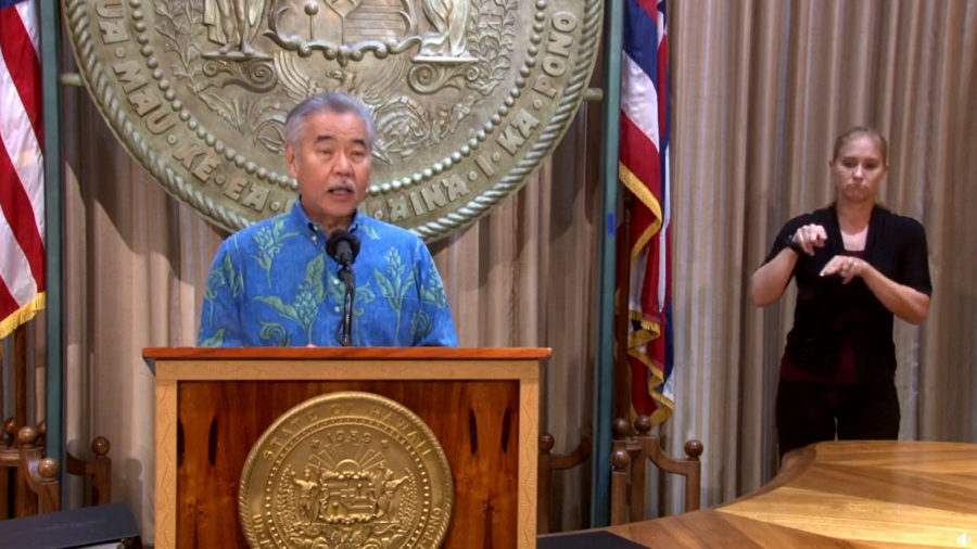"""Governor Unveils Budget Calling For """"Sudden, Sharp Reductions"""""""