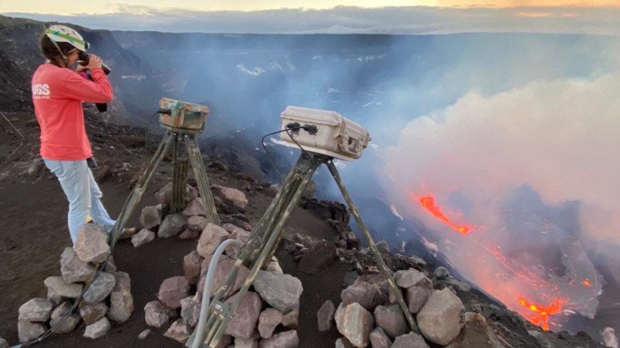 VIDEO: Update On New Eruption At Kīlauea Volcano