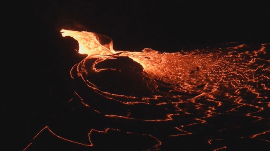 VIDEO: Kilauea Volcano Eruption Update