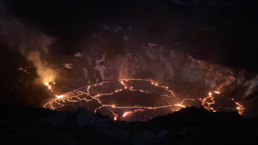 Kilauea Volcano Eruption Update For Thursday Morning