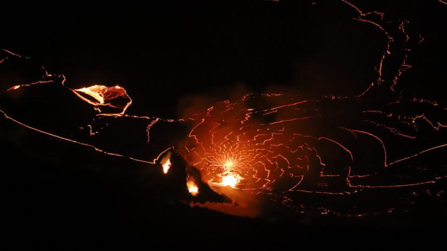 Kilauea Eruption Update For Sunday, Jan. 3