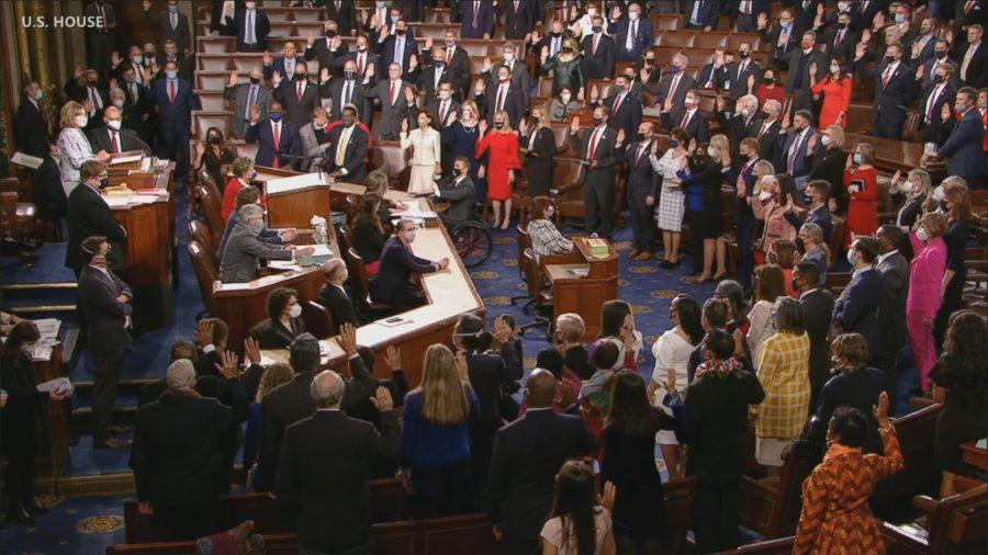 Kai Kahele Sworn In As New U.S. Congressman