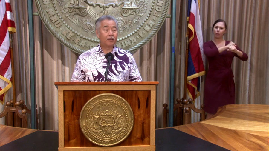 VIDEO: Press Conference On Hawaiʻi COVID-19 Vaccination Plan
