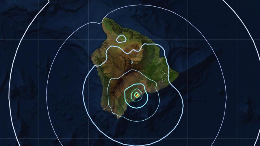Magnitude 4.0 Earthquake Felt Around Hawaiʻi Island