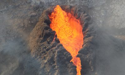 VIDEO: Kilauea Eruption Update, Changes At Lava Vent