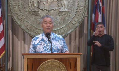 Hawaiʻi COVID-19 Update: Governor Holds Press Conference