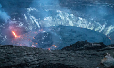 VOLCANO WATCH: Scientists Examine Kilauea's Newest Lava