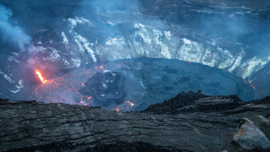 VOLCANO WATCH: Scientists Examine Kilauea's Newest Lava