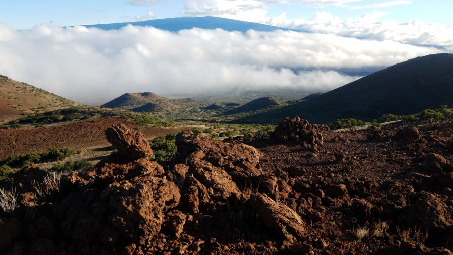 Winter Storm Watch For Hawaii Summits, Foot Of Snow Possible