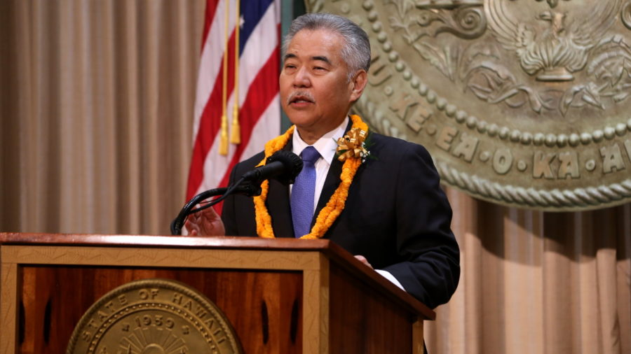 VIDEO: Governor Proposes Hawaii 2.0 In State Address