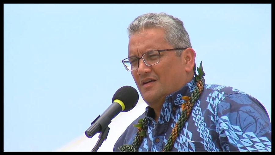 VIDEO: Aloha, Billy Kenoi