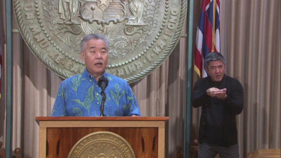 VIDEO: Governor Ige Updates Hawaii Financial Future