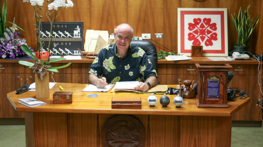 Mayor Roth Returns To Work Following Heart Attack