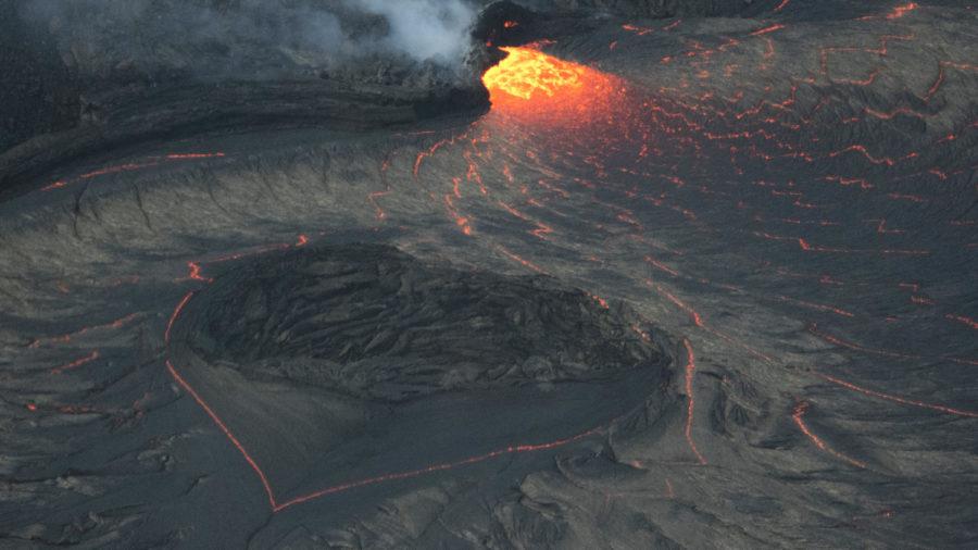 Kilauea Eruption Update for Sunday, Feb. 14