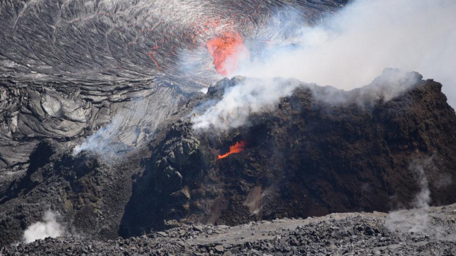 VIDEO: Kilauea Eruption Activity Update