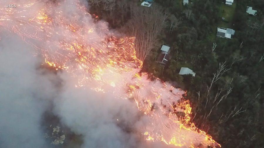 VIDEO: Feds Release 2018 Kilauea Eruption UAS Archive – PART 1