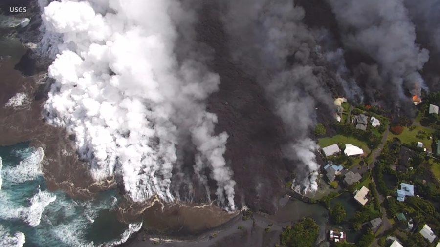 VIDEO: Kapoho – 2018 Kilauea Eruption UAS Archive Release, PART 2
