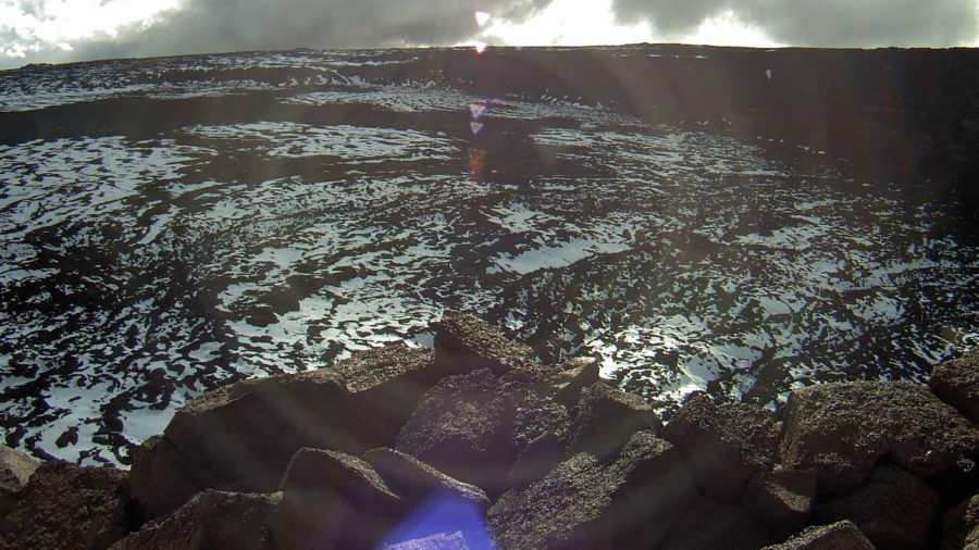 "Mauna Loa Shows ""Slight Increase"" In Deformation, Seismicity"