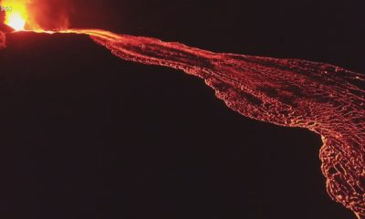 VIDEO: Fissure 8 – 2018 Kilauea Eruption UAS Archive Release, PART 3