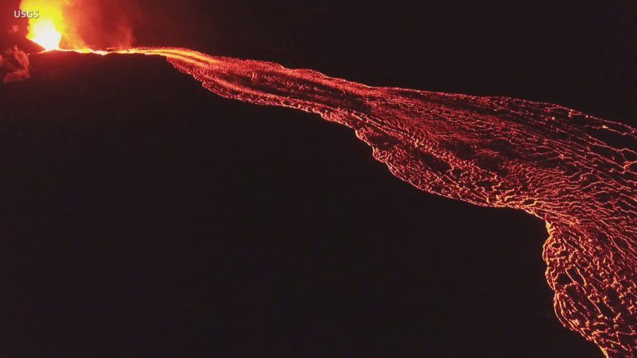 VIDEO: Fissure 8 – 2018 Kilauea Eruption UAS Archive Release, PART 3
