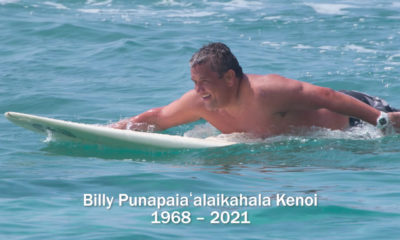 Kenoi ʻOhana Shares Memorial Video, Celebration Of Life Update