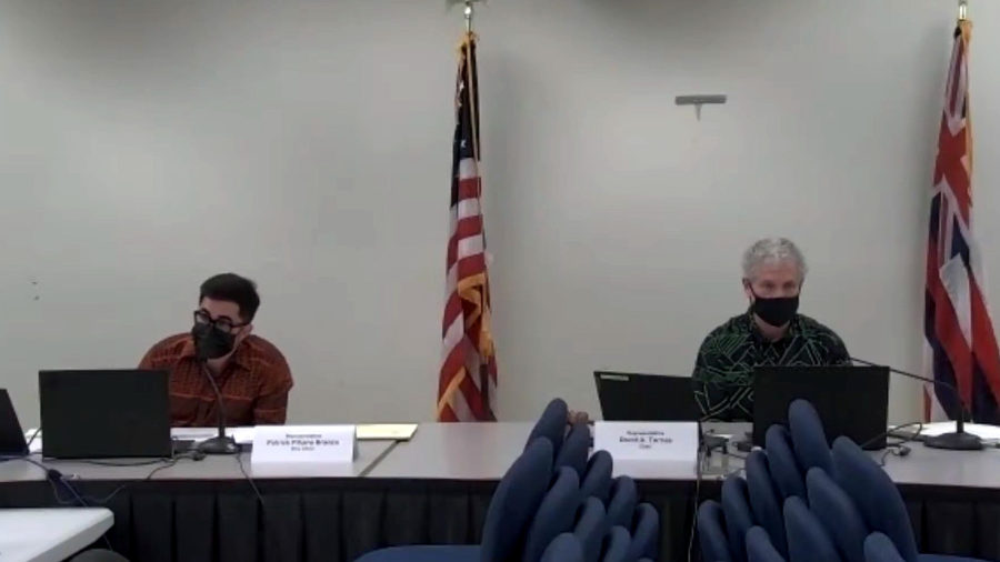 House Resolutions To Convene Mauna Kea Working Group Advance