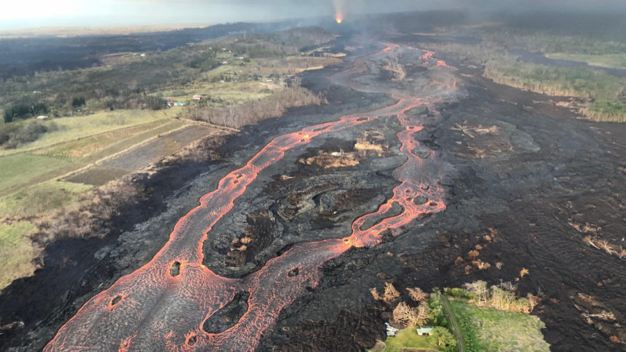 STUDY: High-risk Lava Zones With Infrequent Eruptions Attract Development