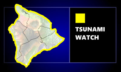 Tsunami Watch Issued For Hawaiʻi After Earthquake Off New Zealand
