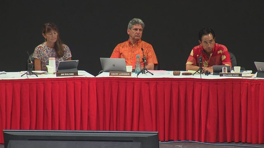 Three Finalists For Hawaiʻi County Seat On UH Board Of Regents