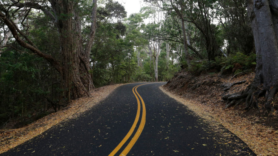 Various Hawai'i Volcanoes National Park Roads Close For Maintenance