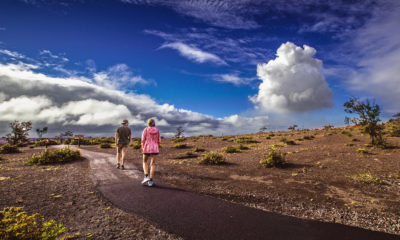 Hawaiʻi Volcanoes National Park Sees 57% Decrease In Visitors From 2019