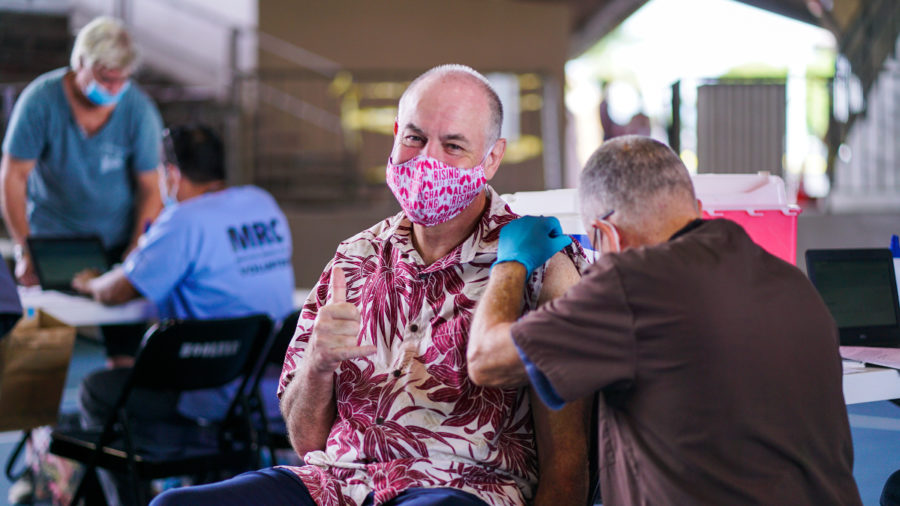 Hawaiʻi COVID-19 Update: First Johnson & Johnson Vaccines Administered
