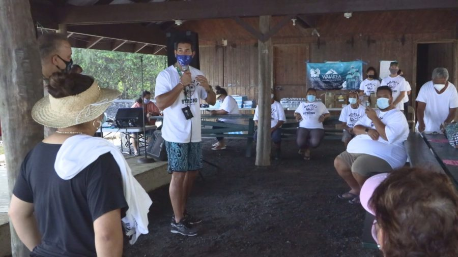 VIDEO: A Vaccination First In The Last Hawaiian Fishing Village Of Miloliʻi