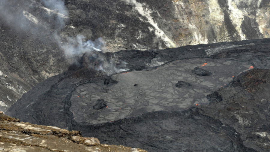 VOLCANO WATCH: Kīlauea Lava Lakes, Then And Now