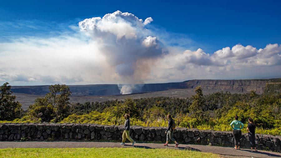 National Park Week At Hawai'i Volcanoes National Park Starts April 17