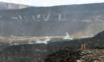 Kilauea Eruption Update: Scientists Survey Lava Lake