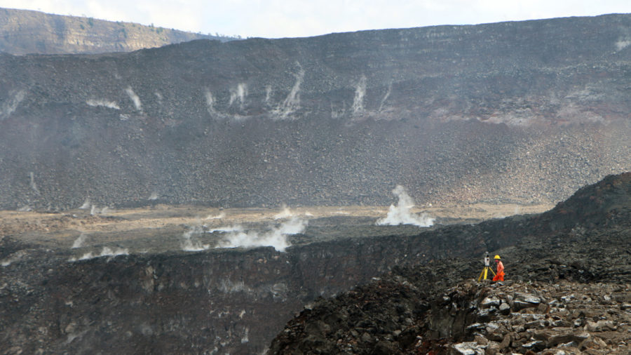 Kilauea Eruption Update: Scientists Survey Lava Lake