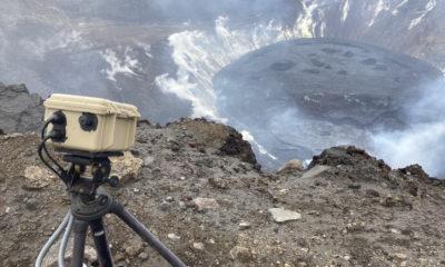VOLCANO WATCH: How Scientists Measure Kīlauea's Summit Lava Lake