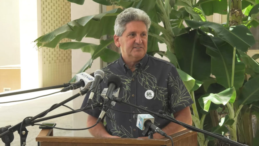 UH To Require COVID-19 Vaccination For On-Campus Students
