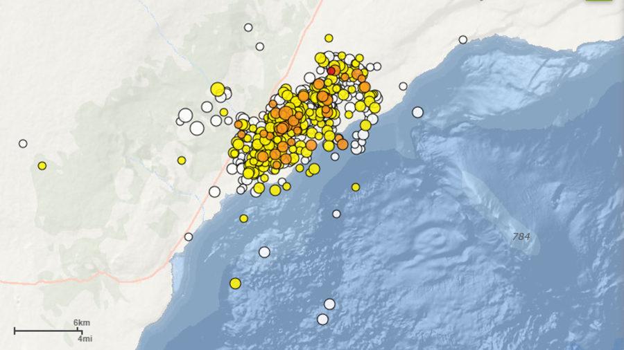 VOLCANO WATCH: Deep Pahala Earthquake Swarm Update