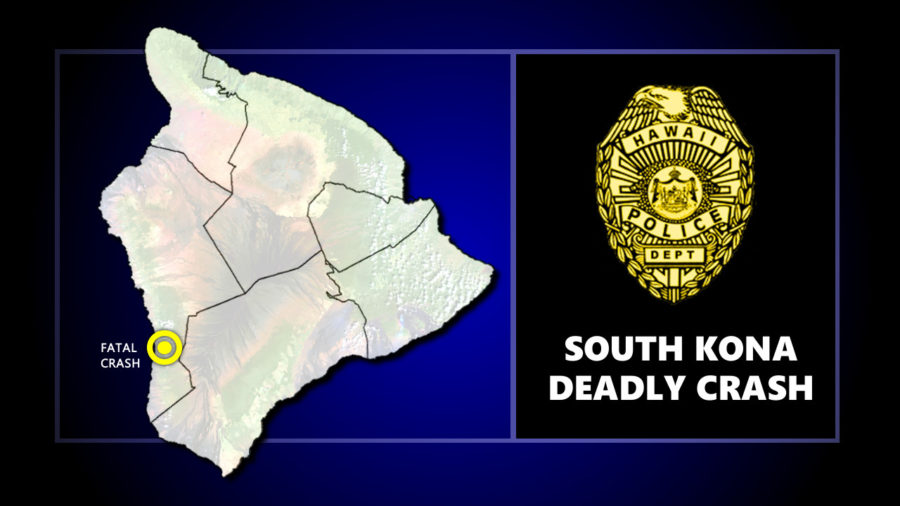 18 Year Old Killed In South Kona Crash