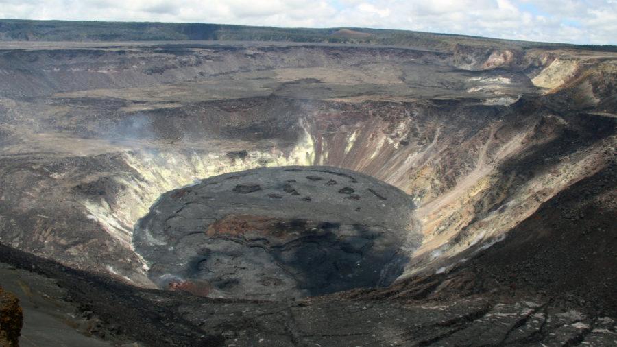 VIDEO: Volcano Alert Level For Kilauea Downgraded From Watch To Advisory