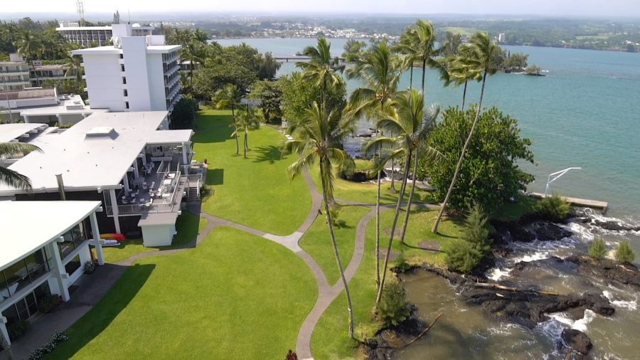 VIDEO: Mystery Company Rents Out, Rescues Naniloa Resort