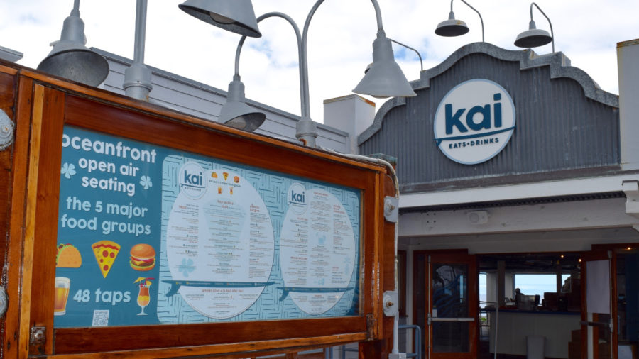 New Kona Restaurant, Kai Eats + Drinks, Opens