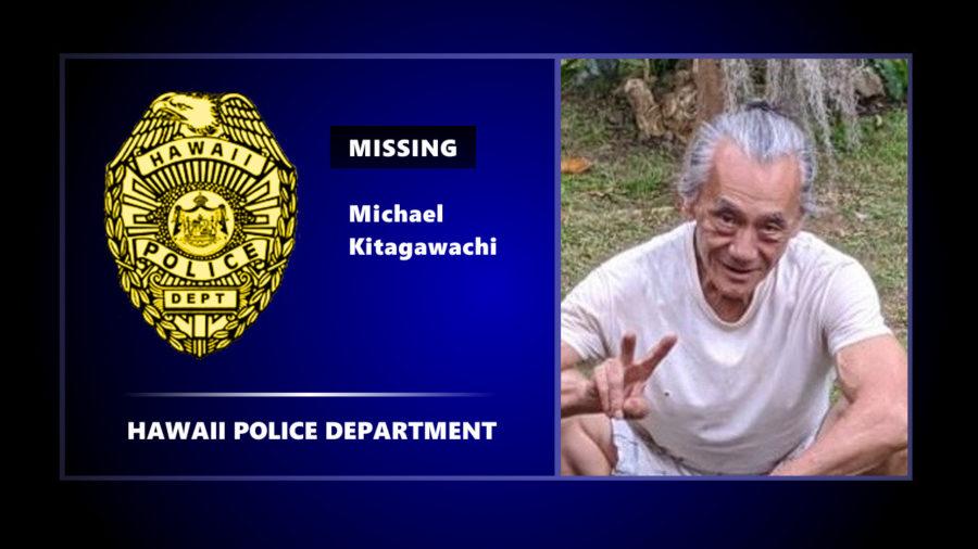Michael Kitagawachi Remains Missing Off Honaunau