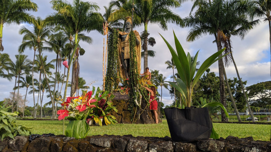 Another Quiet King Kamehameha Day On Hawaiʻi Island