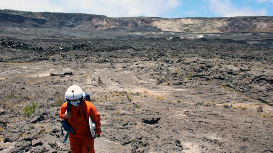 VOLCANO WATCH: Geodetic Surveys Measure Changes At Kilauea, Mauna Loa