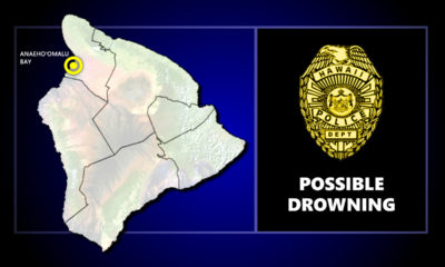 Possible Drowning Reported At Anaehoʻomalu Bay