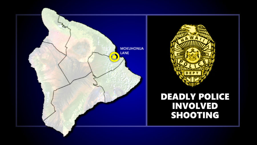 Hilo Man Killed In Police Involved Shooting